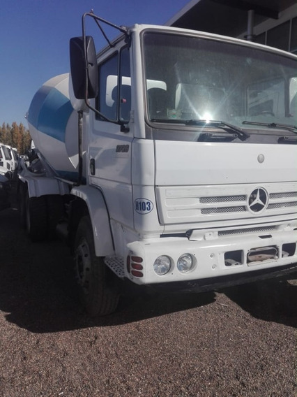 Mercedes-benz 2726 6x4 Con Mixer