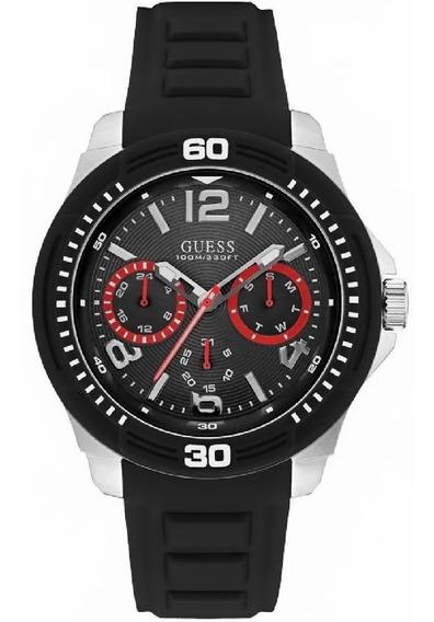 Relógio Masculino Guess 92642g0gsnu1 Borracha
