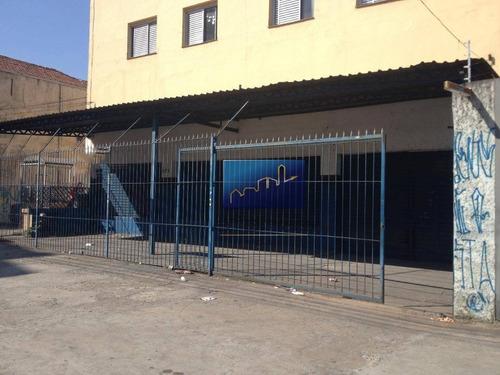Imagem 1 de 11 de Galpão, 1090 M² - Venda Por R$ 4.000.000,00 Ou Aluguel Por R$ 11.000,00/mês - Vila Prudente (zona Leste) - São Paulo/sp - Ga0035