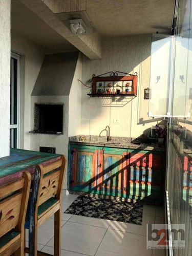 Imagem 1 de 23 de Apartamento Com 3 Dormitórios À Venda, 77 M² Por R$ 570.000,00 - Bela Vista - Osasco/sp - Ap2452