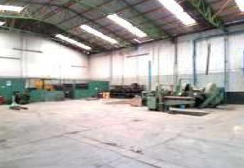Imagen 1 de 5 de Renta De Nave Industrial En Tultitlán