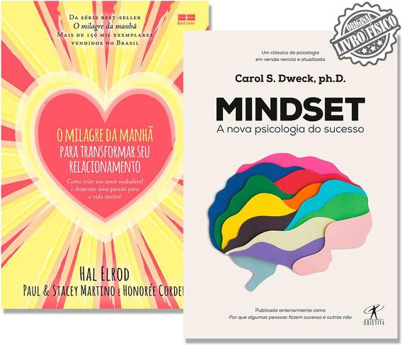 Mindset - Milagre Da Manhã Para Transformar Relacionamento