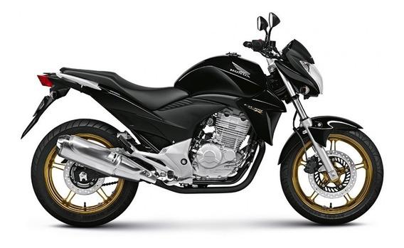 Tanque Moto Honda Cb300 Preto 2013 / 2015