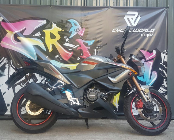 Moto Gilera G1 250 Naked 2016 Impecable Pirelli Demon