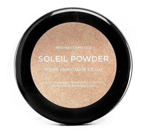 Soleil Powder #06 Polvo Iluminador Necochea Regina