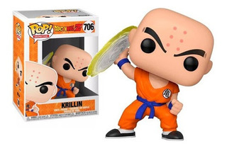 Funko Pop Animation #706 Dragon Ball Z Krillin Destructo