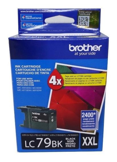 Cartucho Brother Lc79 Xxl | Mfc-j430w Black Original Novo