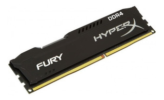 Memoria Ddr4 Kingston Hyperx Fury 4gb 2666 Mhz Hx426c15fb/4