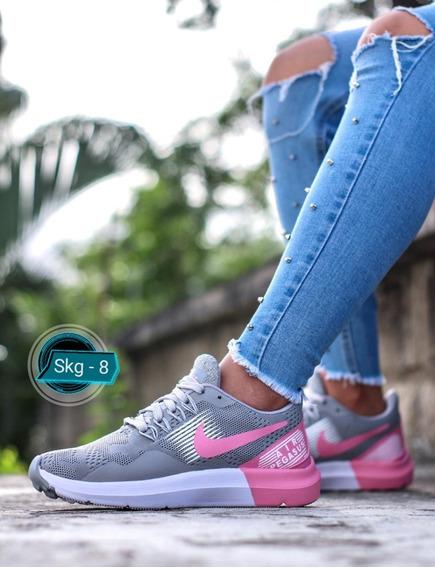 Zapatos Nike Pegasus 3 35 A 40 Skg 8