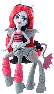 Monster High Fright-mares Frena La Muñeca Quartzmane