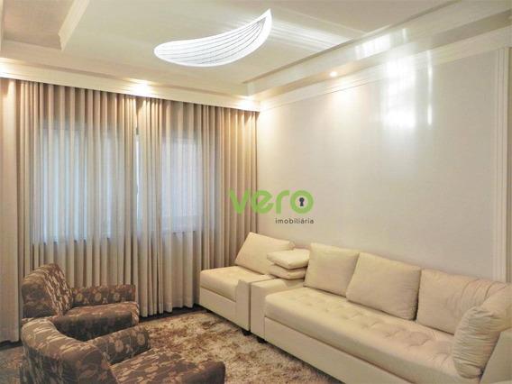 Casa Com 3 Dormitórios À Venda, 318 M² Por R$ 750.000,00 - Jardim Nossa Senhora Do Carmo - Americana/sp - Ca0268