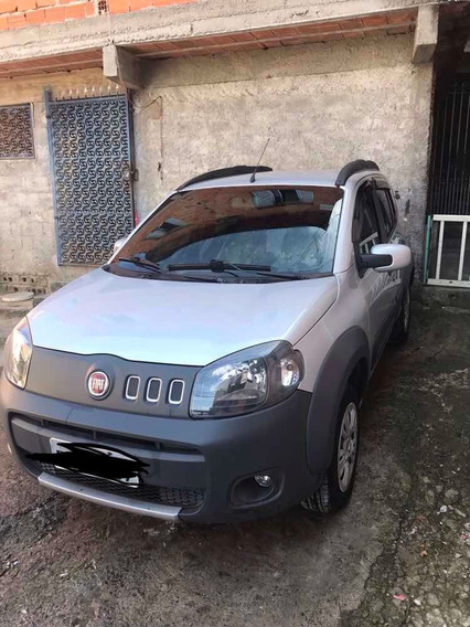 Fiat Uno 1.4 Way Flex 5p 2011