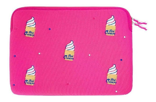 Funda Para Portátil Wiggle Wiggle - Ice Cream 15 Pink