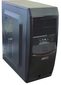 Computador Arfo J3060, Dual Core J3060, 4gb, Hd 320gb, 6 Usb