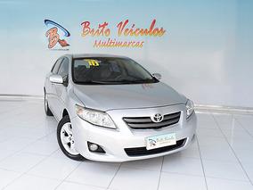 Toyota Corolla 1.8 Xei 16v Flex 4p Automático 2010