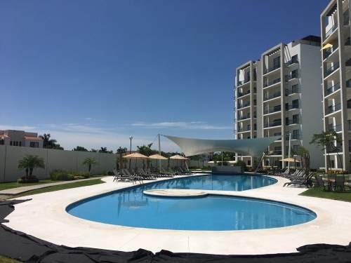Penthouse En Club De Golf Paraiso Country Emiliano Zapata