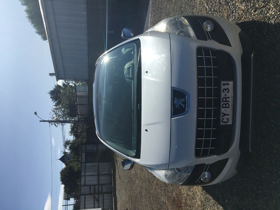 Peugeot 3008 1.6 Premium Aut 2011 Bencina
