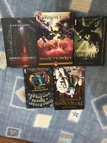 5 Livros Variados, Sobre Ficção