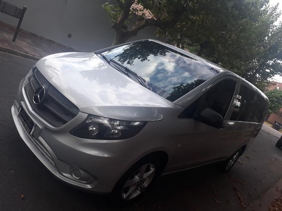 Mercedes-benz Vito 1.6 111 Cdi Furgon Mixto Plus Aa 114cv