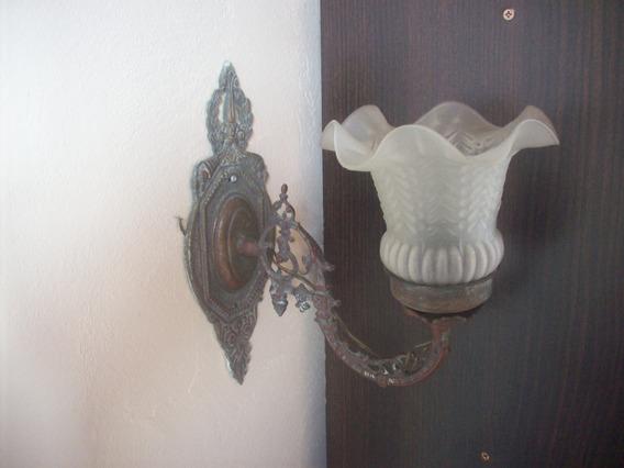 Arandela De Bronze