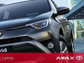 Toyota Rav4 Plus 2018 Gris Oscuro 0km Entrega Inmediata