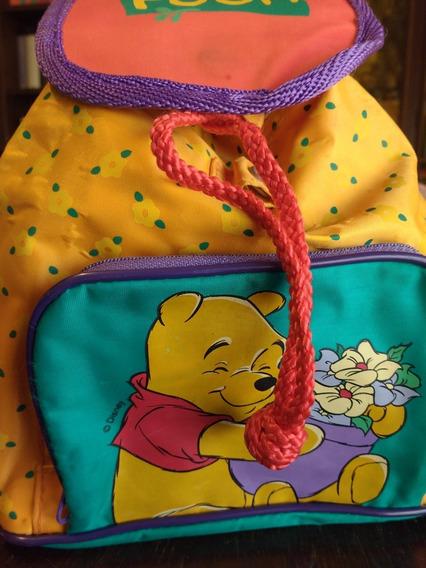 Mochila Infantil Pooh
