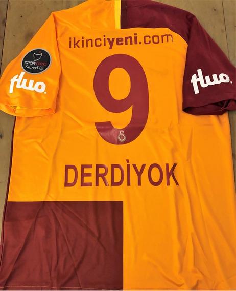 Camisa Do Galatasaray Champions League 2018/19 Completa