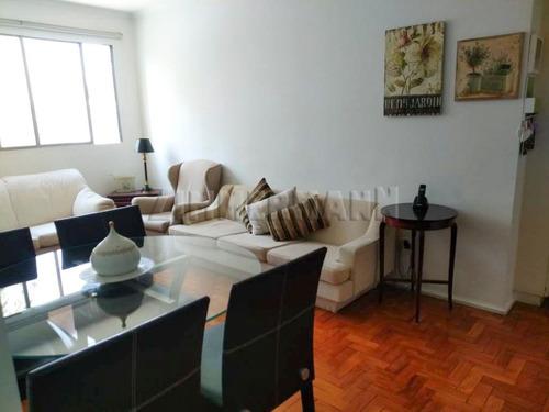 Imagem 1 de 12 de Apartamento - Paraiso - Ref: 125459 - V-125459