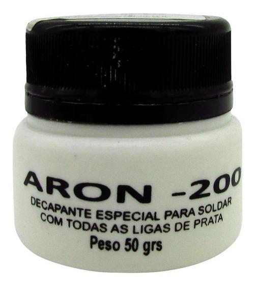 Pasta Fluxo Para Solda 50g Aron - 200