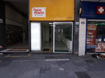 Excepcional Ponto Comercial - Centro - Metro Anhangabaú