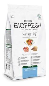 Ração Biofresh Raças Medias 12kg (val 01/2020)