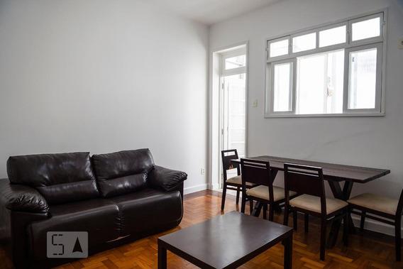 Apartamento Para Aluguel - Copacabana, 1 Quarto, 43 - 893022207