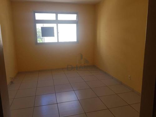 Imagem 1 de 16 de Apartamento, 65 M² - Venda Por R$ 260.000,00 Ou Aluguel Por R$ 1.100,00/mês - Centro - Campinas/sp - Ap19722