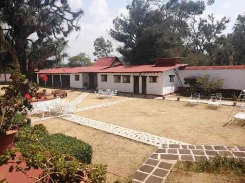 Terreno En Venta Ideal Para Tu Casa De Descanso, Fracc En Huasca De Ocampo