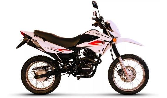 Gilera Sahel 150 Enduro - Concesionario Oficial Eccomotor
