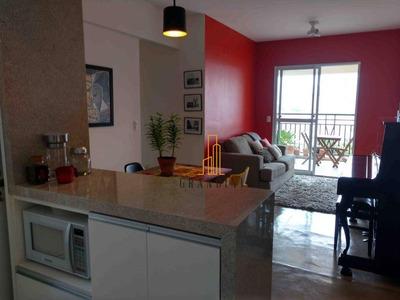 Apartamento Com 3 Dormitórios À Venda, 71 M² Por R$ 400.000 - Vila Gonçalves - São Bernardo Do Campo/sp - Ap1275
