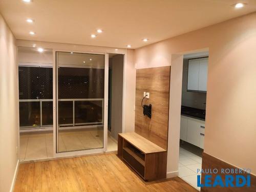 Imagem 1 de 15 de Apartamento - Brooklin  - Sp - 637504