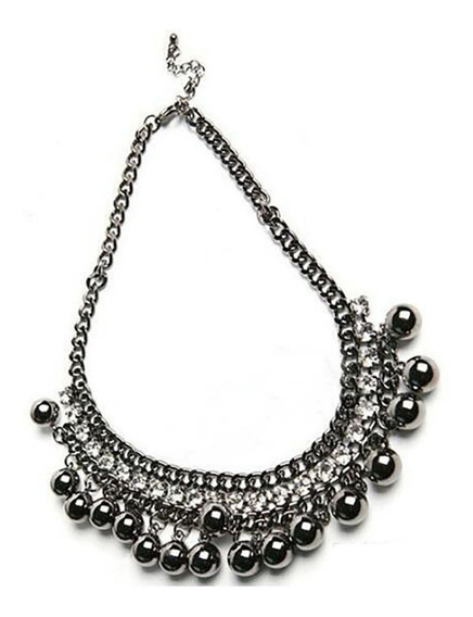 Collar De Bisuteria Fina Moda Elegante Chic Bohemio Hesiod