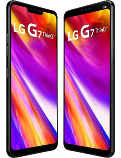 Lg G7 Thinq 64gb, Octa Core, Tela 6,1 - Anatel C Nota Fiscal
