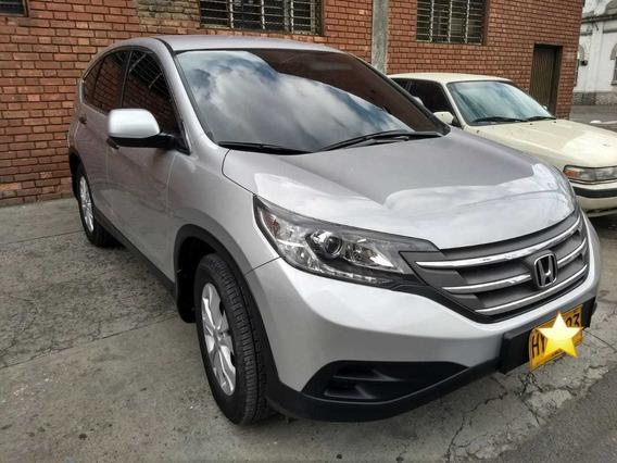 Honda Cr V 2wd Lx At Plata