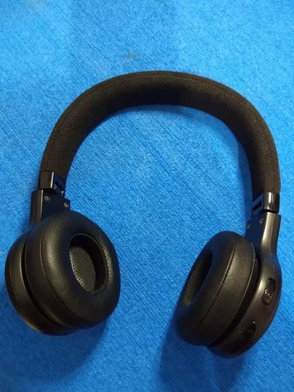 Fone De Ouvido Over Ear Jbl E45 Bt Usado