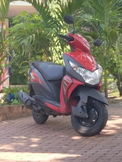 Moto Honda Dio Como Nueva