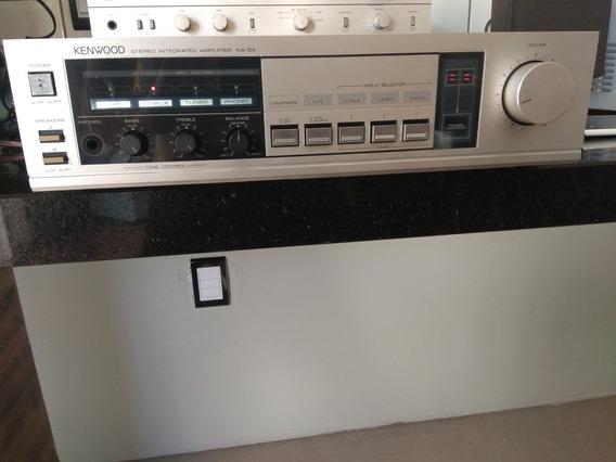 Amplificador Kenwood Ka-54/sansui/akai/pioneer/techinics/mar