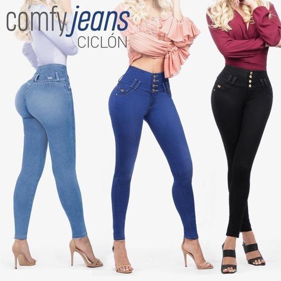 Comfy Jeans Ciclón Cv Directo Paquete 3 Piezas