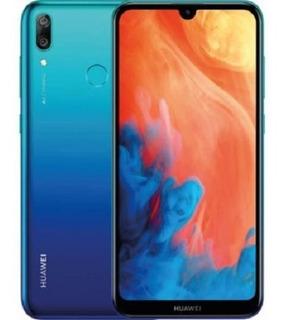 Smartphone Huawei Y7 2019 Azul