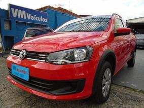 Volkswagen Saveiro Ce 1.6 Mi 8v Total Flex, Foz1516