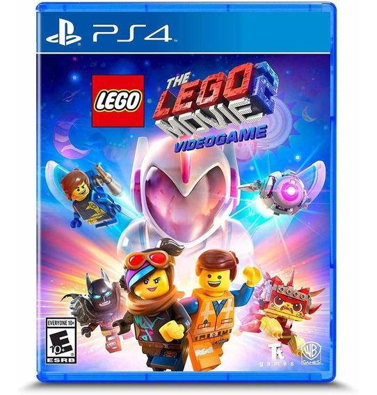 Jogo Uma Aventura Lego Movie 2 Para Ps4