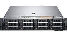 Servidor Dell R720xd / 2 Procesa. Octa Core