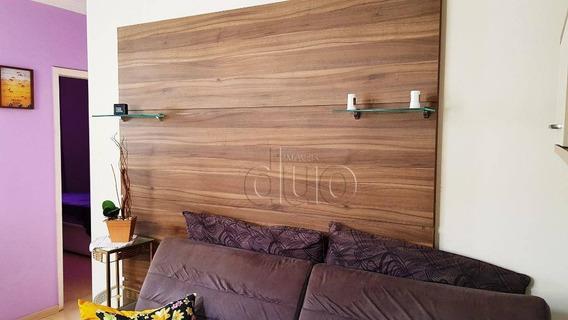 Apartamento Com 2 Dormitórios À Venda, 48 M² Por R$ 170.000,00 - Piracicamirim - Piracicaba/sp - Ap3560