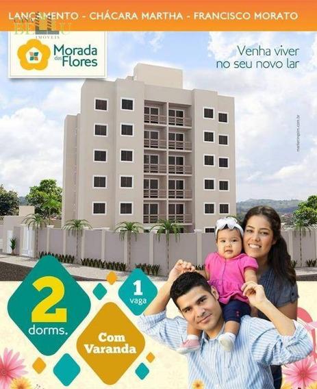 Apartamento Residencial À Venda, Chácara Martha, Francisco Morato. - Ap0041